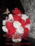 Необычные подарки - букеты из конфет